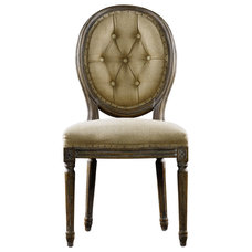 Eclectic Dining Chairs by Zin Home