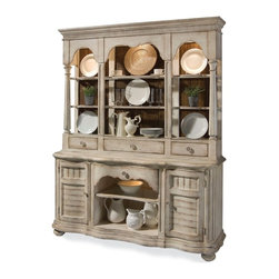 ART Furniture - Belmar Light Buffet with Hutch in China Cabinets - ART-189245-26 - Belmar Collection China Cabinets
