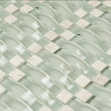 Modern Tile by HomeThangs