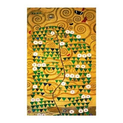Tree of Life Canvas Art by Gustav Klimt