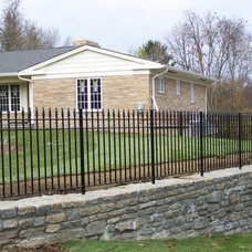 Home Fencing And Gates by Elsmere Ironworks