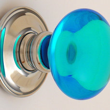 Mediterranean Cabinet And Drawer Knobs by Merlin Glass