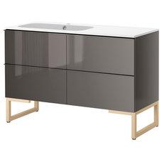 Modern Bathroom Vanities And Sink Consoles by IKEA