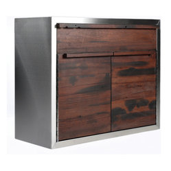 Pearl Small Buffet, Dark Oak