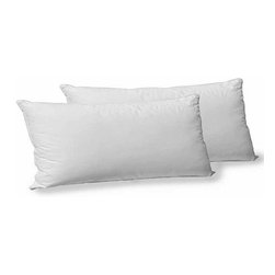 "Hermell Products Inc - Allergy-Free Standard Pillow - L 26"" x H 3"" x W 20"" - Clean, pure and uncontaminated"