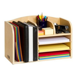 Guidecraft High Desk Organizer