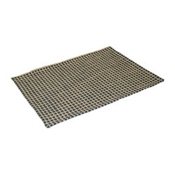 Grid Place Mats - Set of 4
