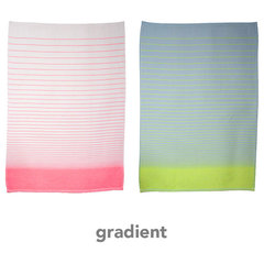 contemporary dishtowels by A+R
