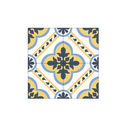 """Alegria"" Encaustic Cement Tiles Standard 8x8 - Rustico Tile and Stone. We offer wholesale Prices and global Shipping.  Contact us for a quote.  Make Every Space Count!"