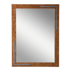 Kichler Lighting - Kichler Lighting 78144 Wallings Transitional Rectangular Wall Mirror - Kichler Lighting 78144 Wallings Transitional Rectangular Wall Mirror