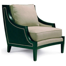 Vanguard Living Room Chair W106-CH - Vanguard Furniture - Conover, NC