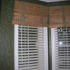 traditional window treatments by Christine Sutphen, ASID, NCIDQ
