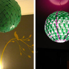 Cool DIY-able Lamps