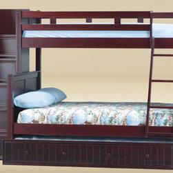 Walnut Bunk Bed -