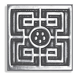 Pewter Accent Tiles -