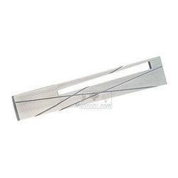 "Atlas Homewares - Cabinet Hardware - Modern Modernist 3"" Centers Right Pull in B -"