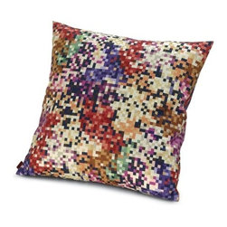 Missoni Home - Missoni Home | Lobos Pillow 16x16 - Design by Rosita Missoni.