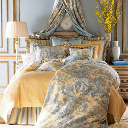 """Legacy Home """"Lutece Cypress"""" Linens -"""