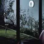 Light Dis Wall Lamp \ Sconce By Luceplan Lighting - A plastic luminous disc, particularly well adapted to the latest generation of slim, circular fluorescent bulbs.