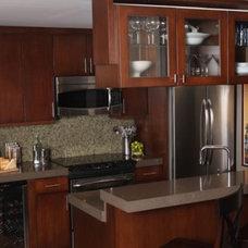Modern Kitchen Countertops by Hiltons Flooring