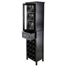 Contemporary Wine And Bar Cabinets by ivgStores
