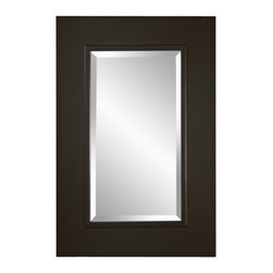 Murray Feiss - Oil Rubbed Bronze Mirror - Item Weight: 15.6 lbs.
