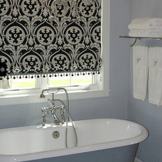 Roman Blinds by Lou Lou's Decor