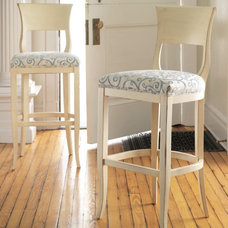 traditional bar stools and counter stools by Cottage & Bungalow
