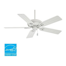 "Casablanca - Casablanca 55012 Charthouse 54-60"" 5 Blade Energy Star Outdoor Ceiling Fan - Bla - Included Components:"