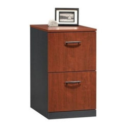 Sauder Via 2 Drawer Filing Cabinet - File in style using the contemporary Sauder Via 2 Drawer ...