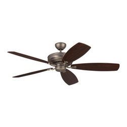 "Monte Carlo - Monte Carlo Bonneville Max 5 Bladed 60"" Indoor Ceiling Fan - Energy Star Rated a - Features:"