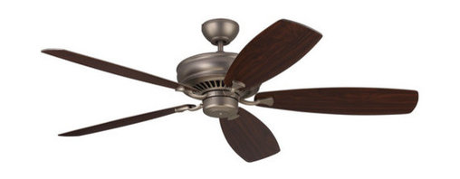 """Monte Carlo - Monte Carlo Bonneville Max 5 Bladed 60"""" Indoor Ceiling Fan - Energy Star Rated a - Features:"""