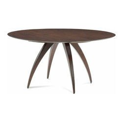 Saloom Furniture - Saloom Furniture | Ella Dining Table - Design by Peter Francis, 2010.