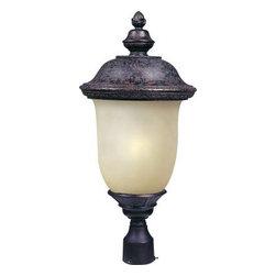 Maxim Lighting - Maxim Lighting 850MOOB Carriage House EE 1 Light Outdoor Pole/Post Lantern - Features