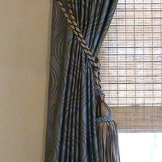 Transitional Curtains by Marina Klima Goldberg - Klima Design Group