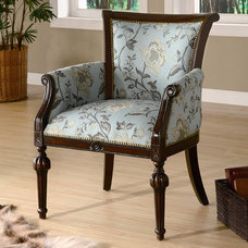 Traditional Armchairs by Dexter Sykes