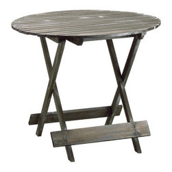 Silk Plants Direct - Silk Plants Direct Wood Round Table (Pack of 1) - Silk Plants Direct specializes in manufacturing, design and supply of the most life-like, premium quality artificial plants, trees, flowers, arrangements, topiaries and containers for home, office and commercial use. Our Wood Round Table includes the following: