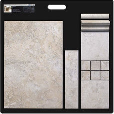 Traditional Wall And Floor Tile by Surface Art Inc