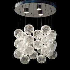 Contemporary Pendant Lighting Pallina Pendant