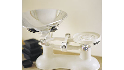 Kitchen: Old-Fashioned Scales : Remodelista