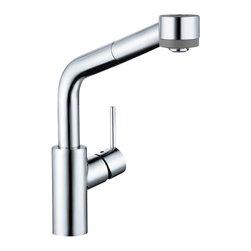 Hansgrohe - Hansgrohe 4247800 Talis S Hybrid Faucet - Talis S SemiArc Kitchen Faucet