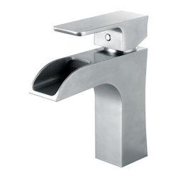 YOSEMITE HOME DECOR - Single Handle Lavatory Faucet - Single Handle Lavatory Faucet Polished Chrome Finish no popup drain included