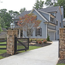 Traditional Exterior by Georgia Contractor Group
