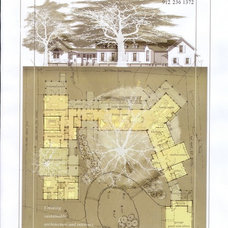 Traditional  by Gerald D. Cowart, AIA, LEED  AP