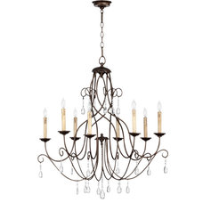 Traditional Ceiling Lighting by South Shore Decorating
