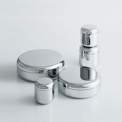Alessi | Tin Family Containers