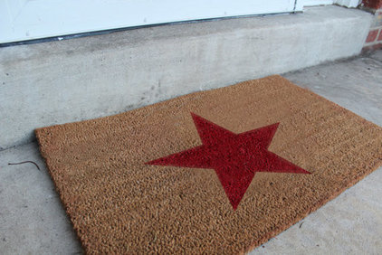 Traditional Doormats by Etsy