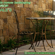 Contemporary Patio by CHIP-N-DALE'S CUSTOM LANDSCAPING