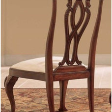 Traditional Dining Chairs by Hayneedle