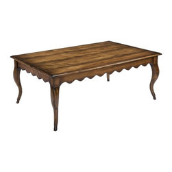 EuroLux Home - New Rococo Style Cocktail Coffee Table - Product Details